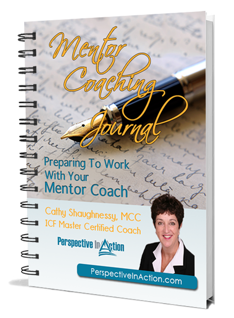 Free Mentor Coaching Journal