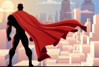 Career Crash? Be a Superhero!