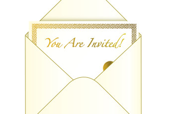 You Are Cordially Invited to Listen. Will you?