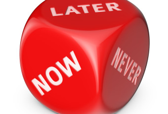 Stop Procrastinating and Do It Now