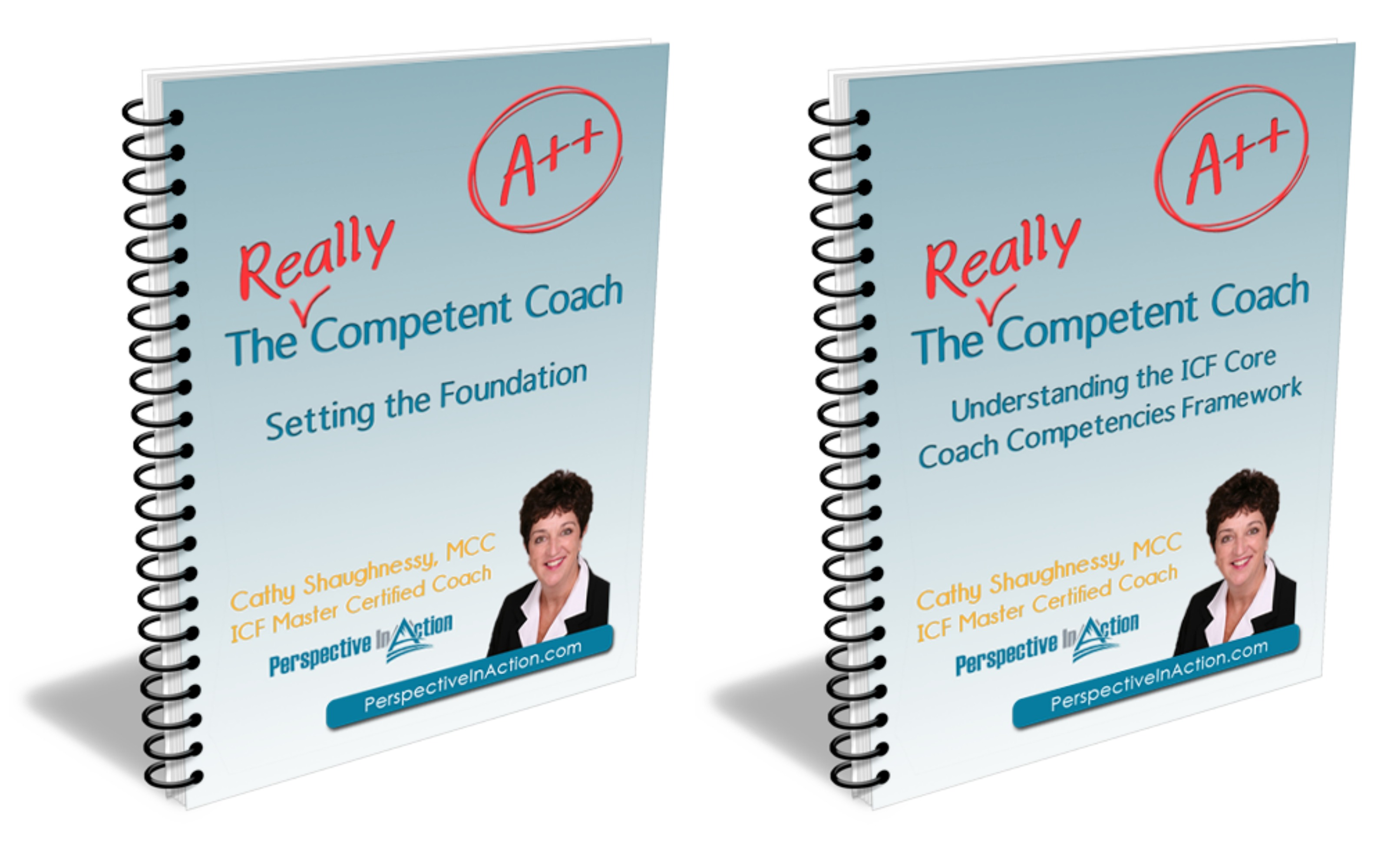 The Really Competent Coach: Setting the Foundation, The Really Competent Coach: Understanding the ICF Coach Core Competencies and The Really Competent Coach: Co-Creating the Relationship