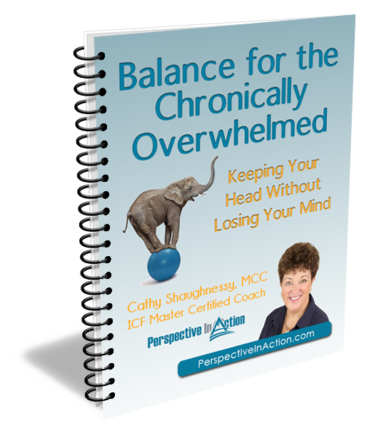 ebook for overwhelmed people