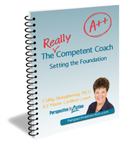 The Really Competent Coach: Setting The Foundation
