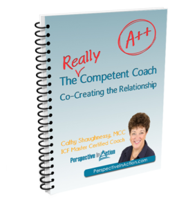 The Competent Coach: Co-Creating the Relationship