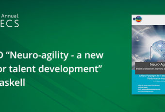 Neuro Agility a New Paradigm for Talent Development by Carole Gaskell WBECS 2018
