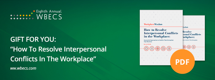 Liz Lislik Interpersonal Conflict Tool