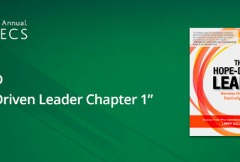 The Hope Driven Leader by Libby Gil WBECS 2018