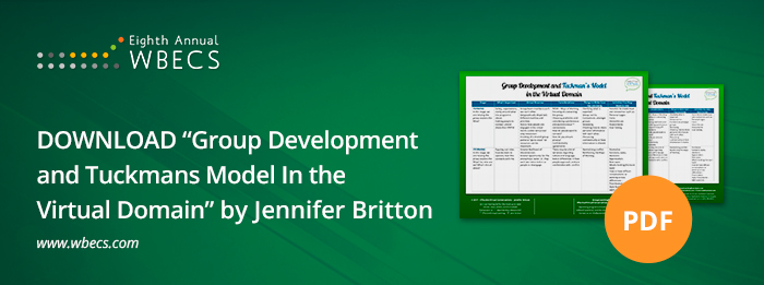 Virtual Teams by Jennifer Britton