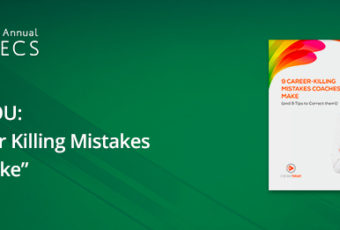 9 Career Killing Mistakes Coaches Make by William Arruda WBECS 2018