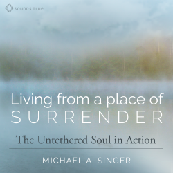 Cathy Recommends: Living From A Place of Surrender