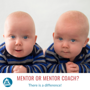 What is the Difference Between a Mentor and a Mentor Coach