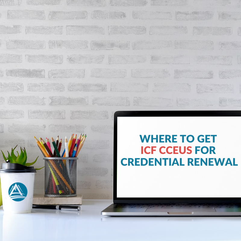 Where to Get ICF CCEUs