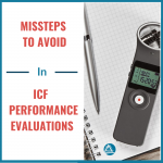 ICF Performance Evaluations