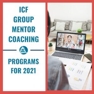 Group Mentor Coaching Programs